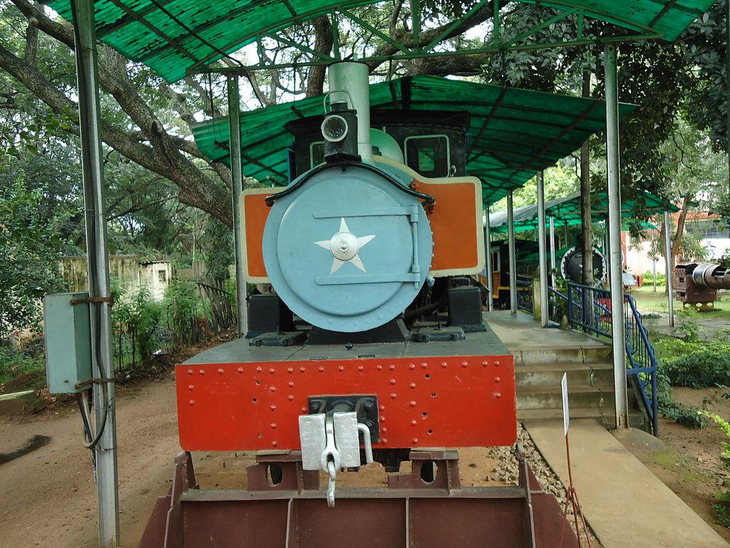 Rail Museum - Mysore Image