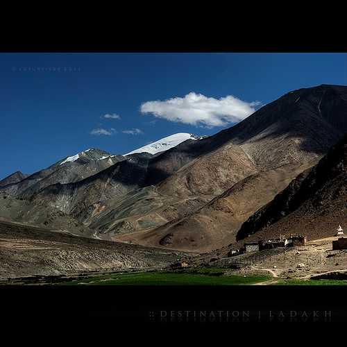 Changthang Wildlife Sanctuary - Ladakh Image