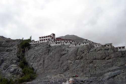 Diskit Monastery - Diskit Image