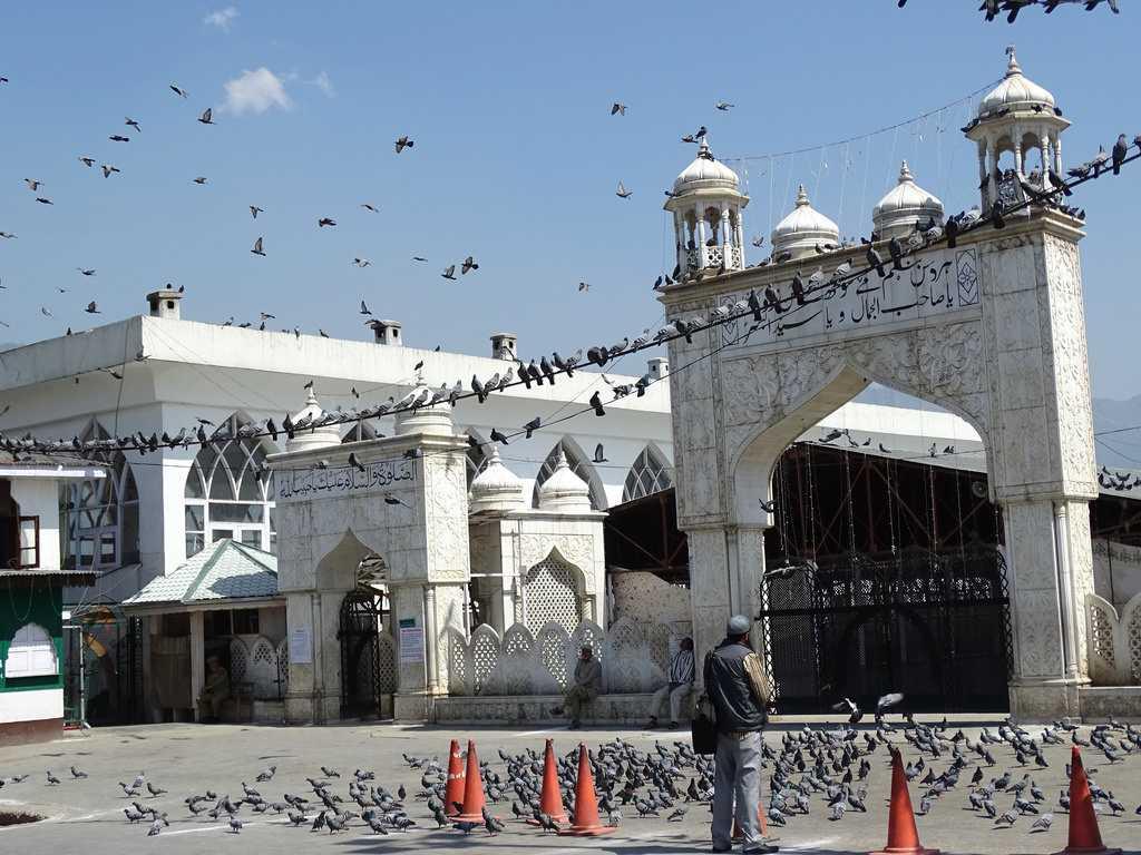 Hazratbal Shrine - Srinagar Image