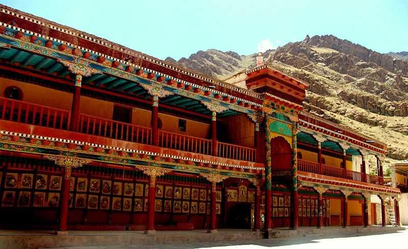 Hemis Monastery - Hemis Image