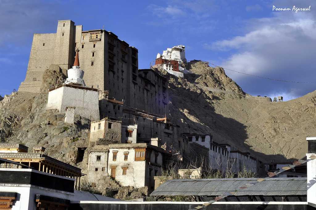 Leh Palace - Leh Image