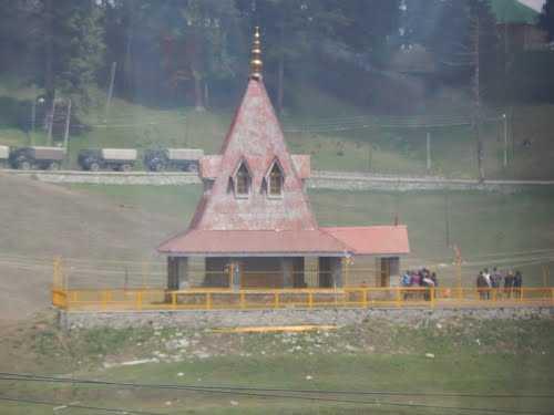 Maharani Temple - Gulmarg Image