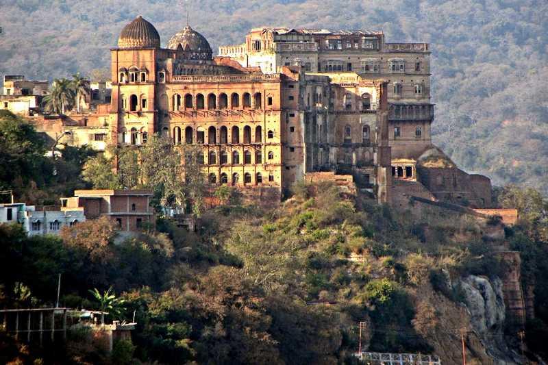 Mubarak Mandi Palace - Jammu Image