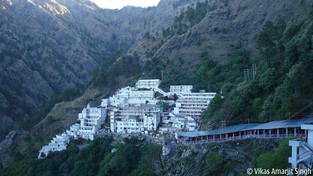 Vaishno Devi Temple - Katra Image