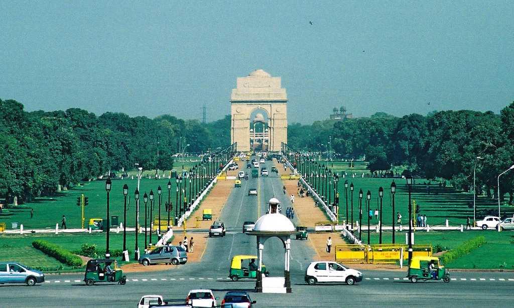 Rajpath - Delhi Image