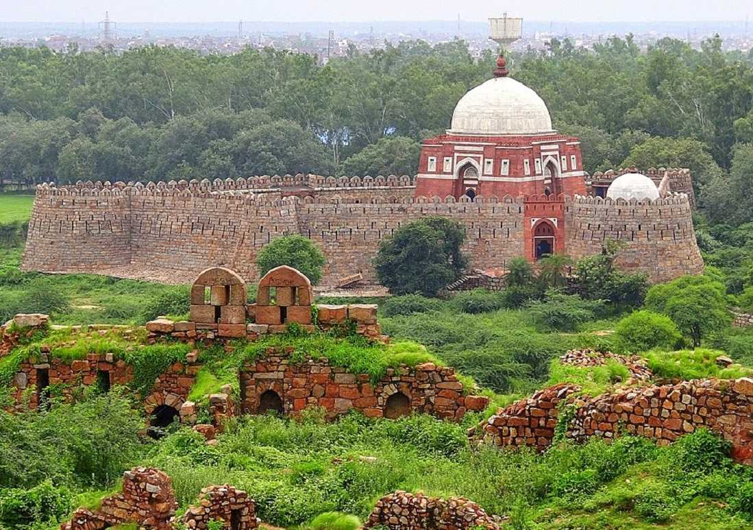 Tughlaqabad Fort - Delhi Image