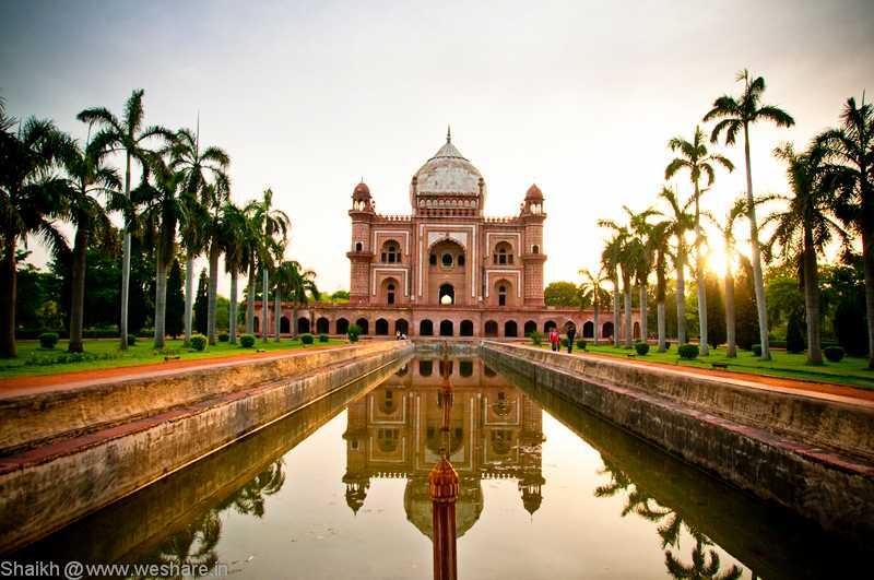 Safdarjung Tomb - Delhi Image