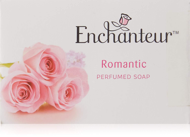 Enchanteur Romantic Perfumed Soap Image