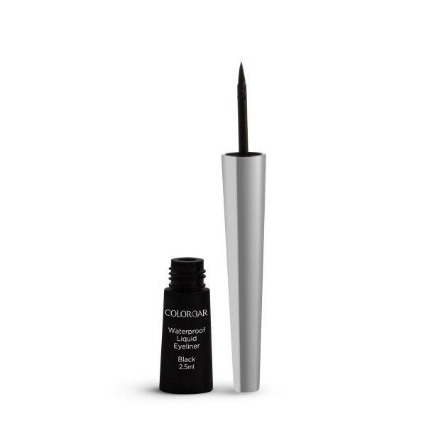 Colorbar Precision Waterproof Eyelinereye Liner Black Image