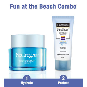 Neutrogena Fun At The Beach Image