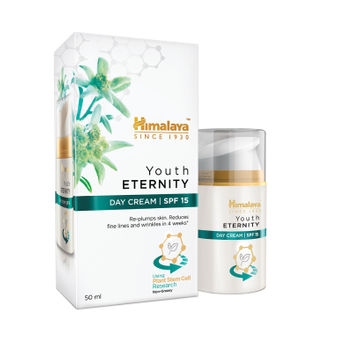 Himalaya Herbals Youth Eternity Day Cream Image