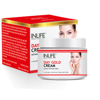 INLIFE Natural Day Gold Cream Image