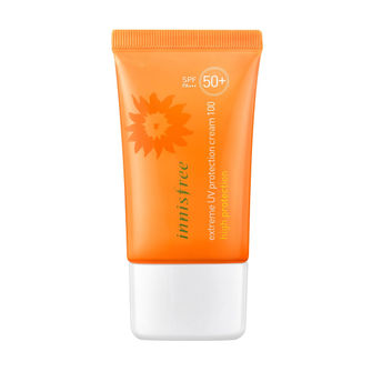 Innisfree Extreme UV Protection Cream Lotion 100 Water Base SPF50+ PA+++ Image