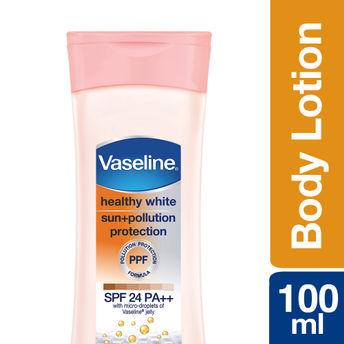 Vaseline Healthy White Triple Lightening SPF 24 PA++ Body Lotion Image