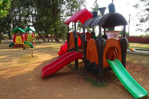Vijay Beach Park - Allepey Image
