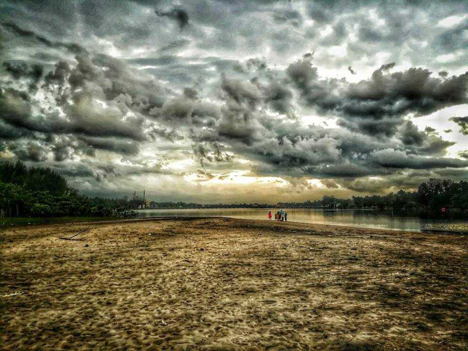 Thottapally Beach - Allepey Image