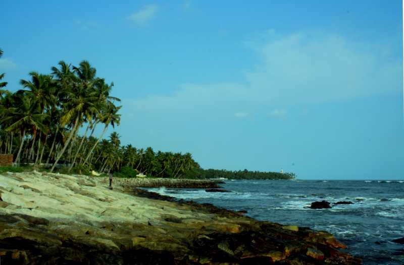 Thirumullavaram Beach - Kollam Image