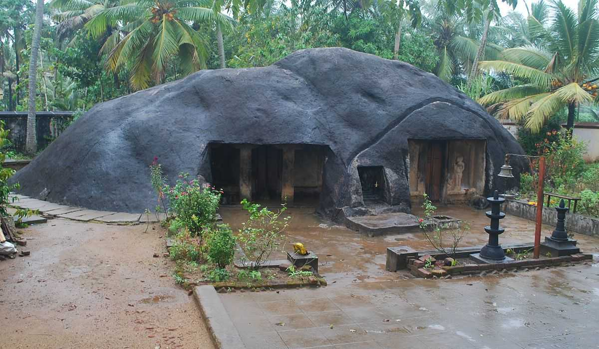 Kottukkal Cave Temple - Kollam Image