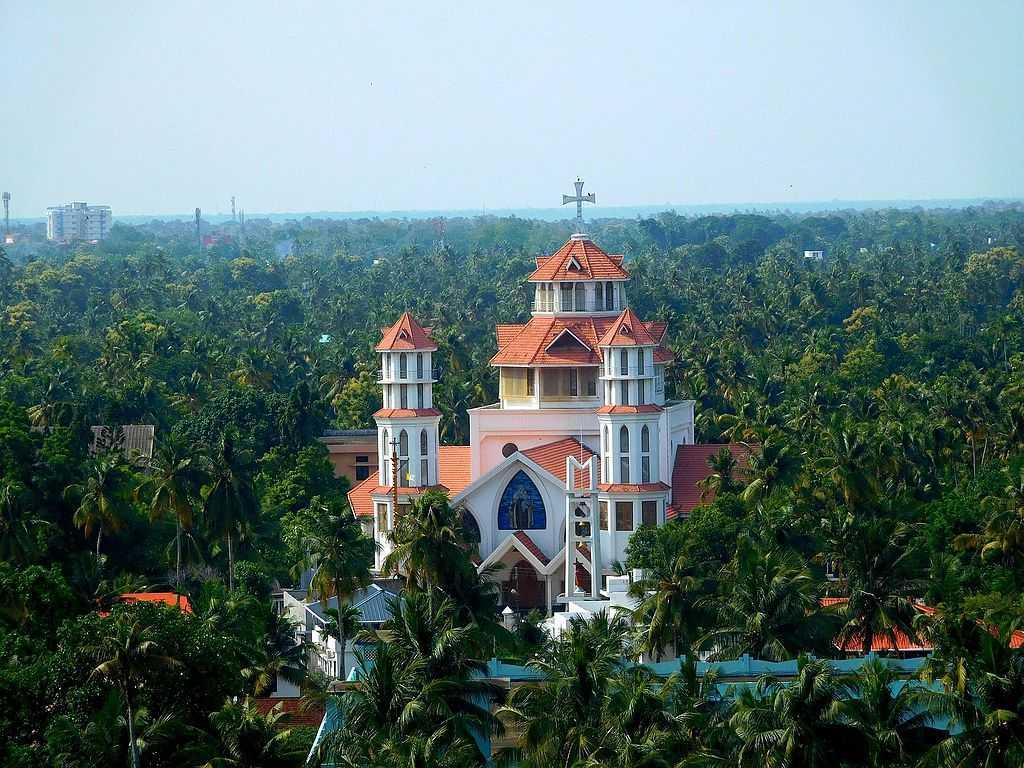 Infant Jesus Cathedral - Kollam Image