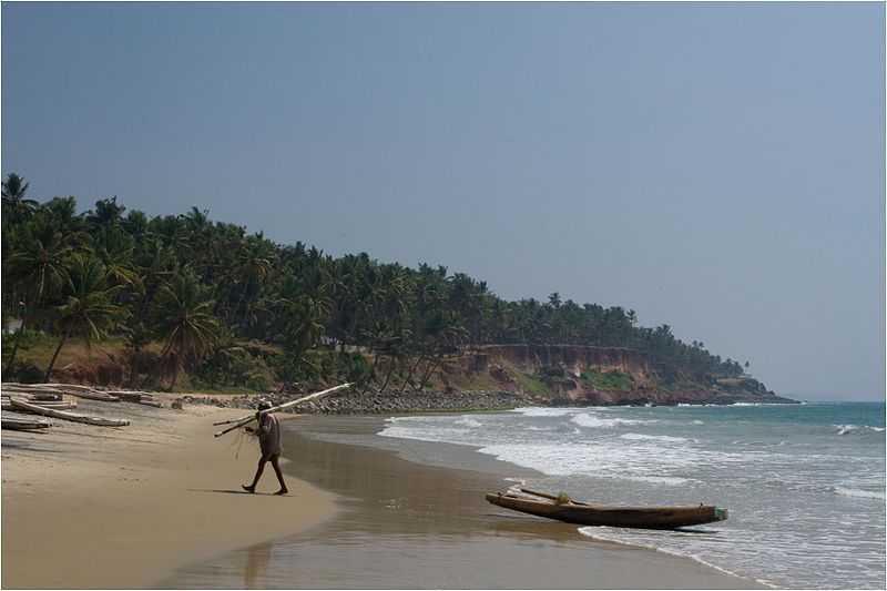 Paravur Beach - Kollam Image