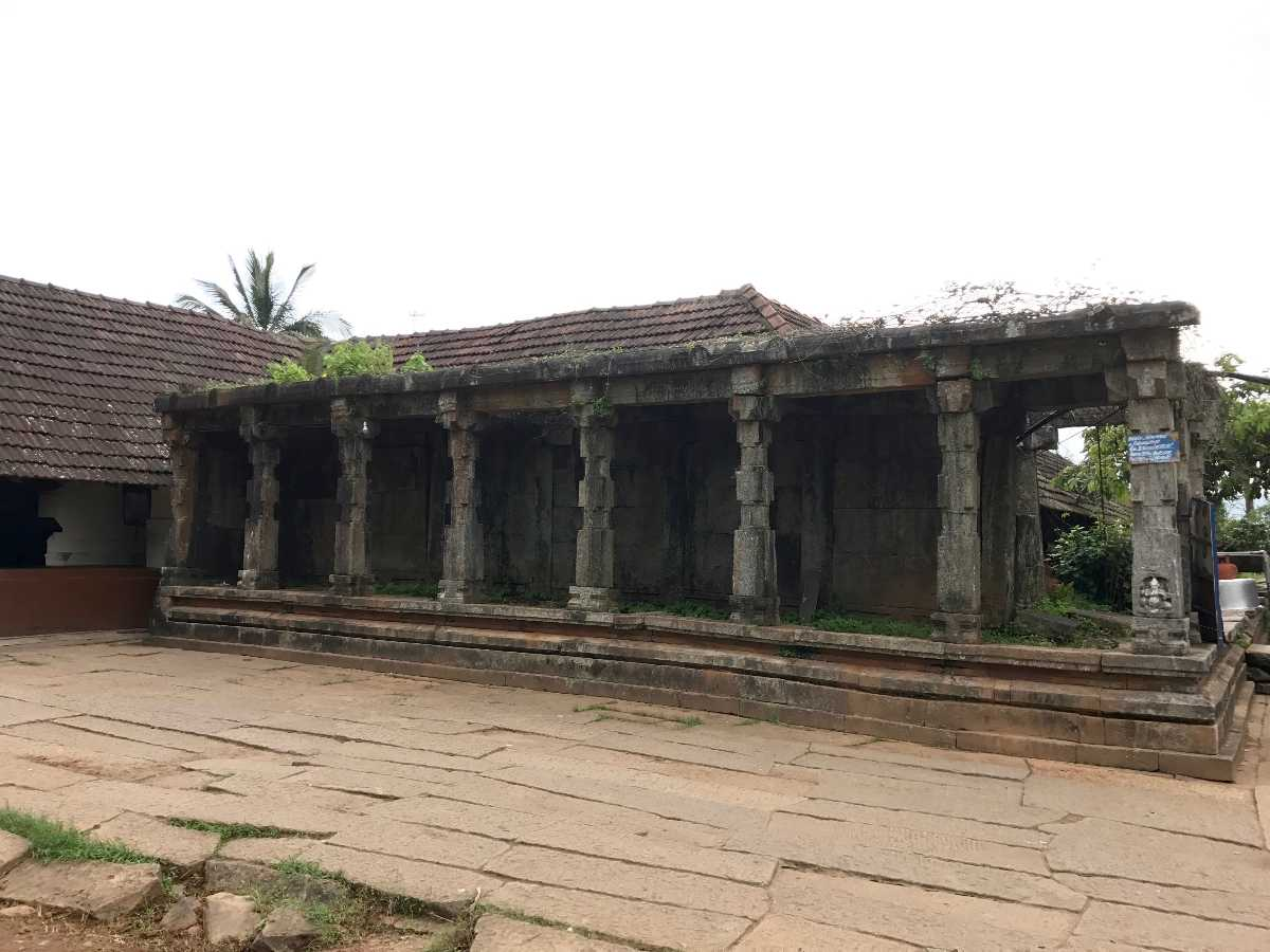 Thirunelli Temple - Wayanad Image