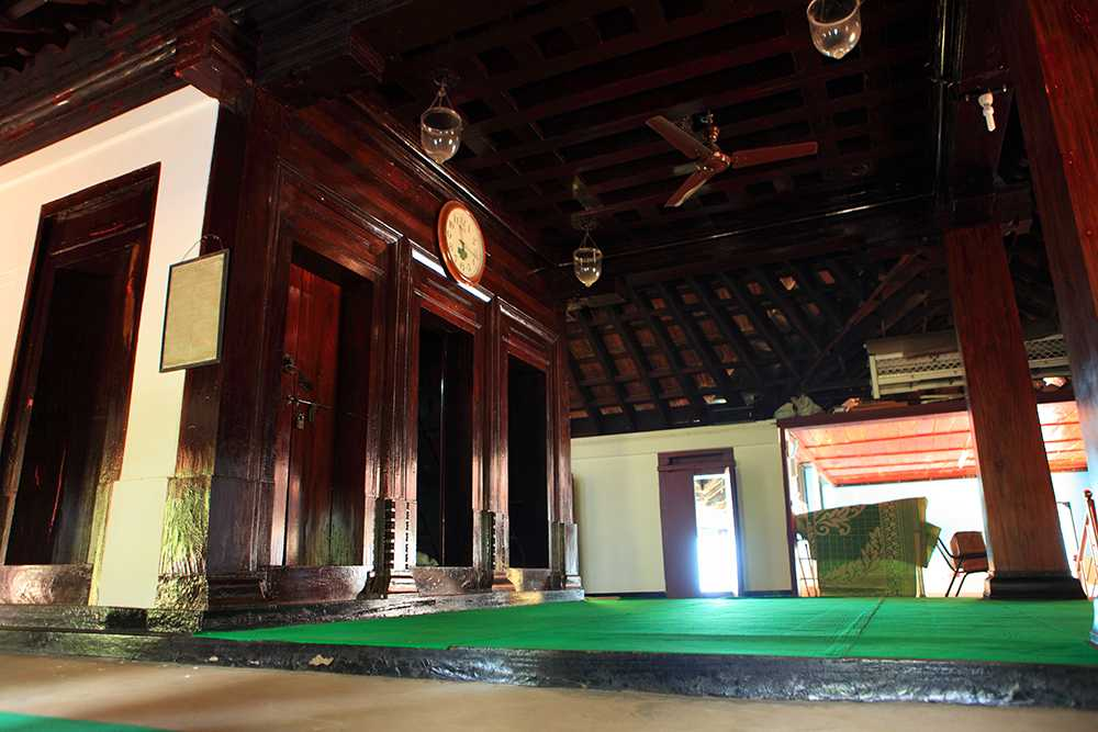 Varambetta Mosque - Wayanad Image