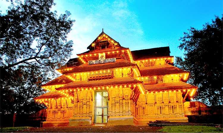 Vadakummnathan temple - Thrissur Image