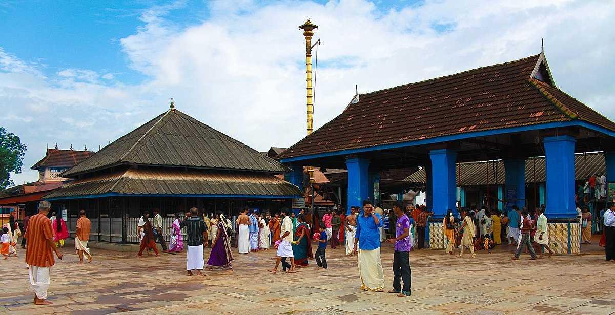 Chottanikkara Temple - Kottayam Image