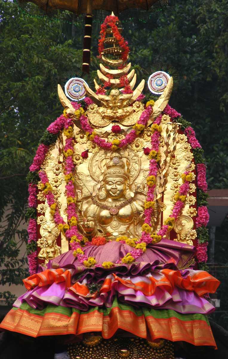 Kumaranalloor Bhagavathy Temple - Kottayam Image