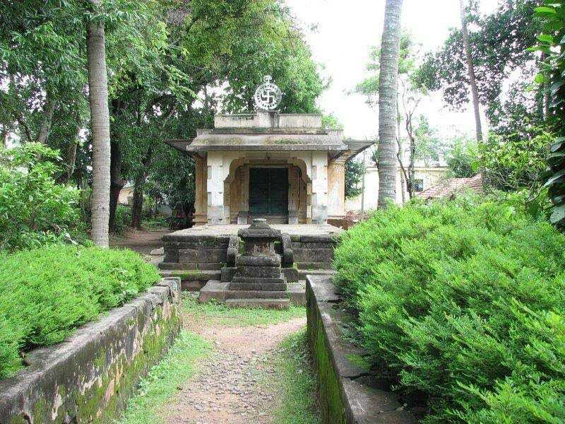 Jain Temple - Palakkad Image