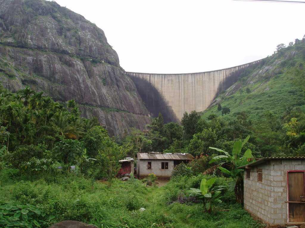 Idukki Arch Dam - Idduki Image