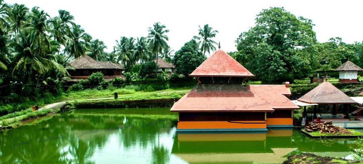 Ananthapura Lake temple - Kasargod Image