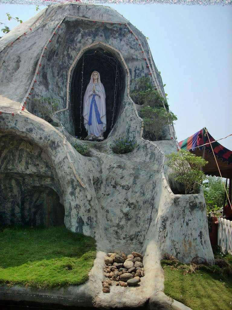 Bela Church - Kasargod Image