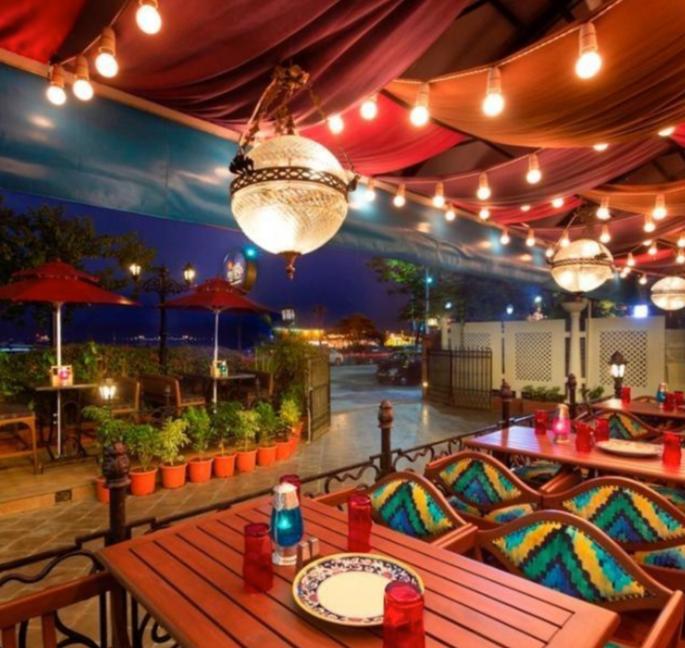 Maffy's : Pan Arabian Bistro - Colaba - Mumbai Image