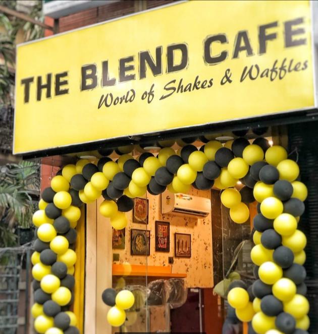 The Blend Cafe - Gariahat - Kolkata Image