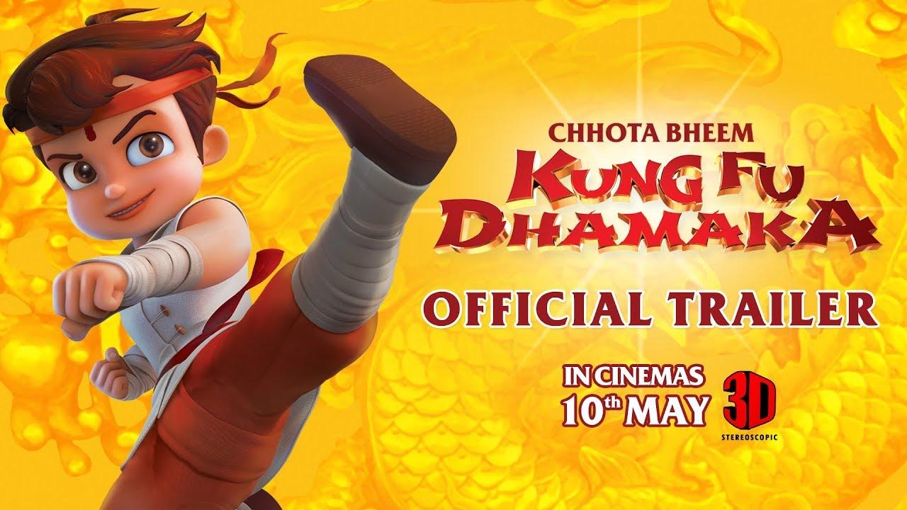 Chhota Bheem Kung Fu Dhamaka Image