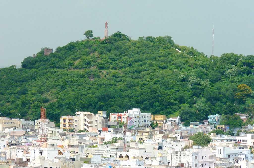 Gandhi Hill - Vijayawada Image
