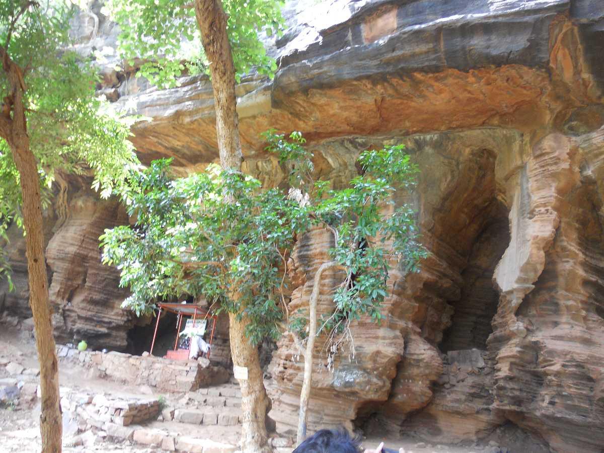 Akkamahadevi Caves - Srisailam Image