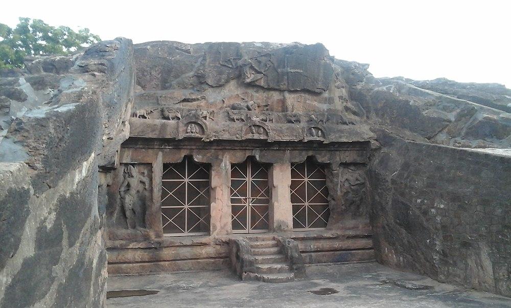 Mogalarajapuram Caves - Vijayawada Image