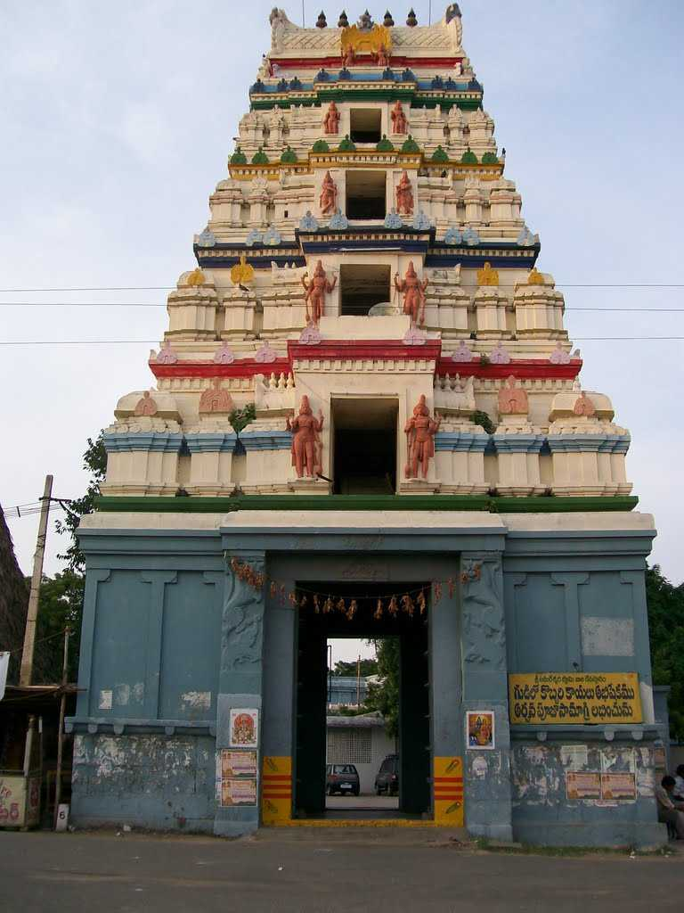 Amareswara Temple - Amaravathi Image