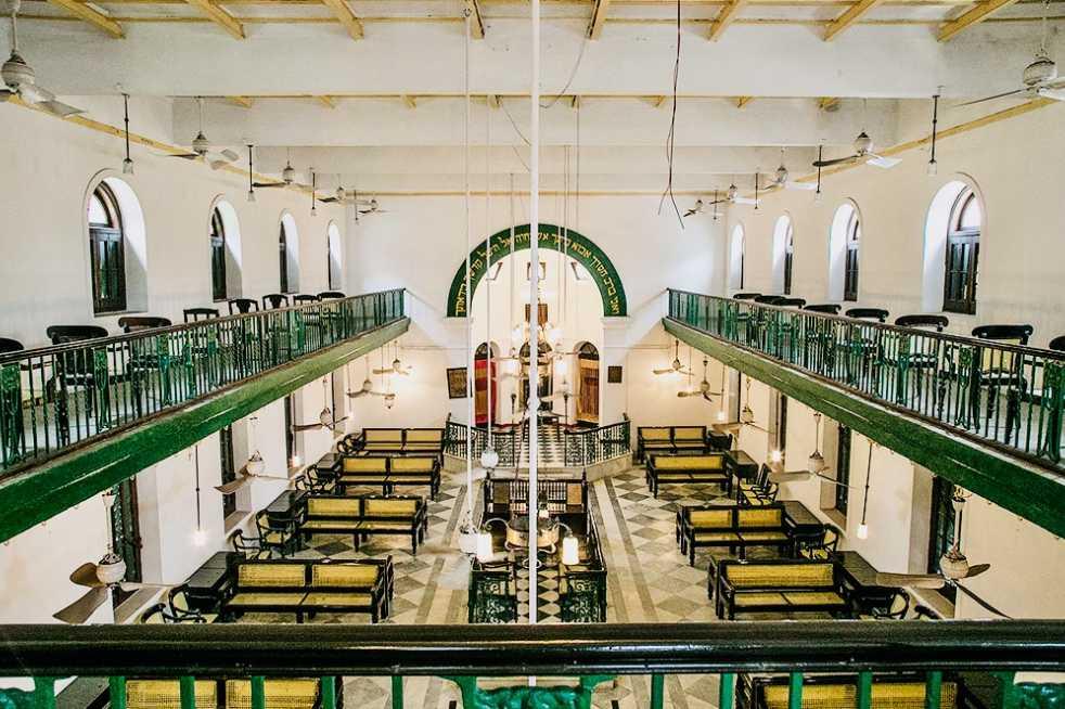 Neveh Shalome Synagogue - Kolkata Image