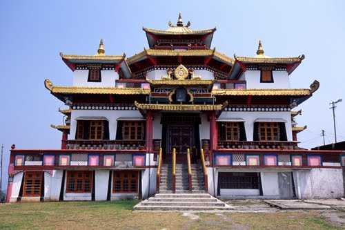 Jang Dog Palriffo Brang Gompa - Kalimpong Image