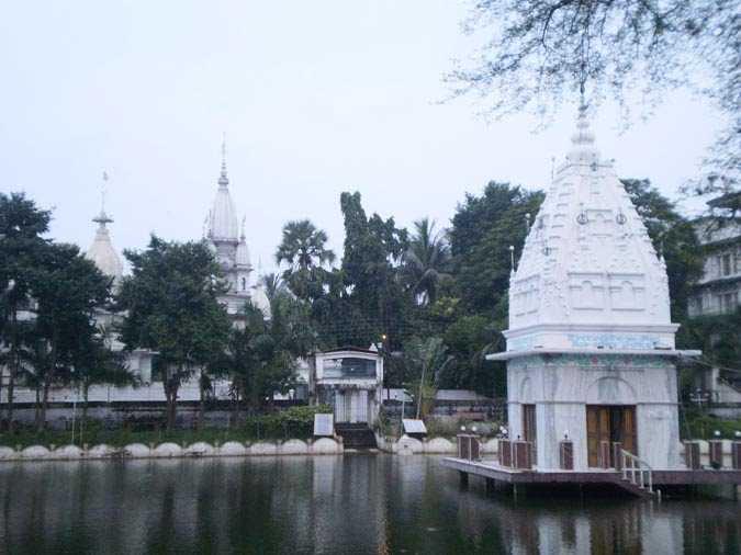 Sri Chaitanya Saraswat Math - Navadvipa Image