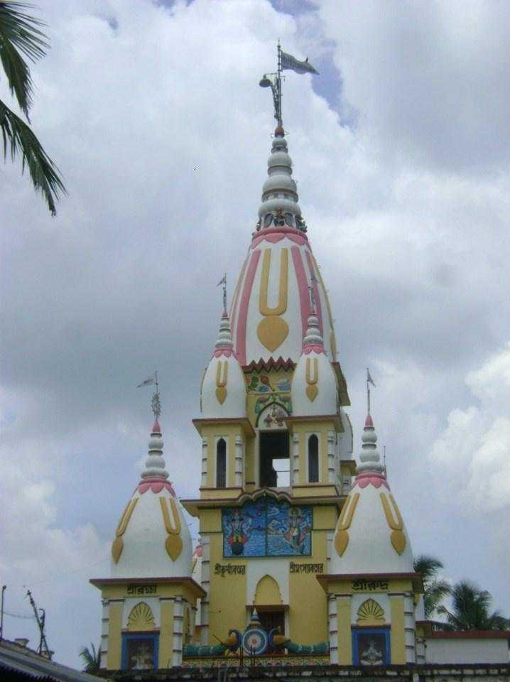 Shri Devananda Gaudiya Math - Navadvipa Image