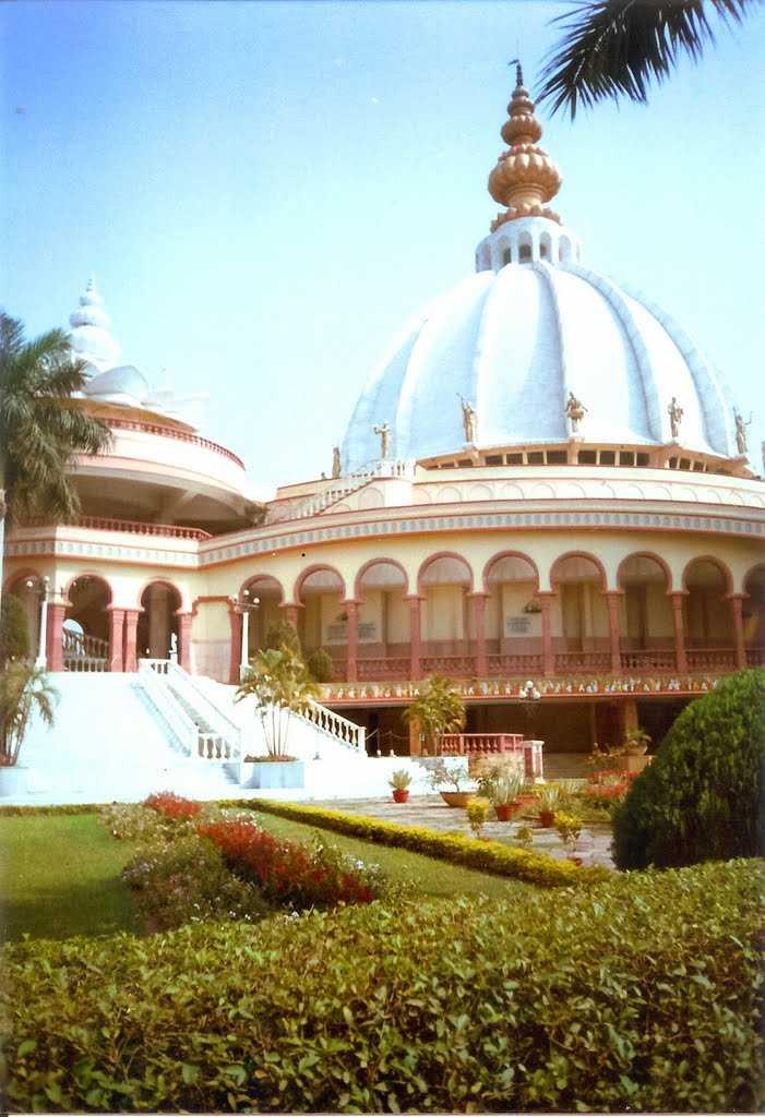 Chand Kazi's Samadhi - Mayapur Image