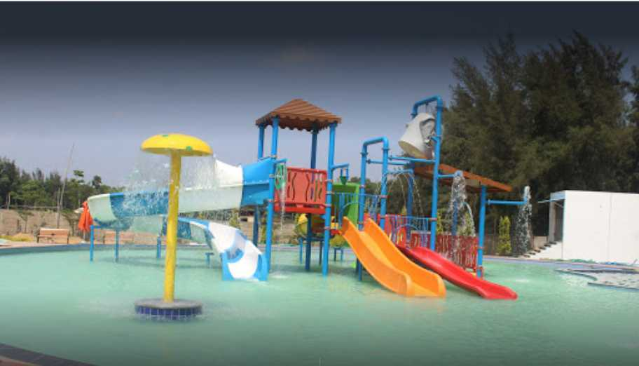 Blue Splash Water Park - Puri Image