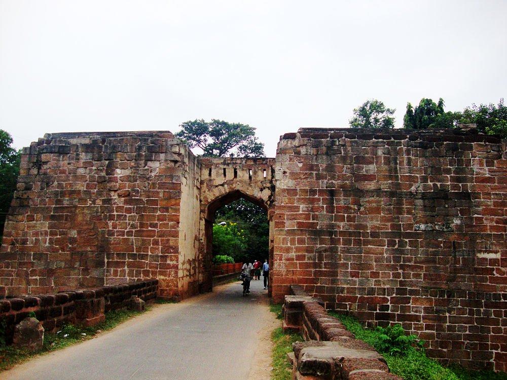 Barabati Fort - Cuttack Image
