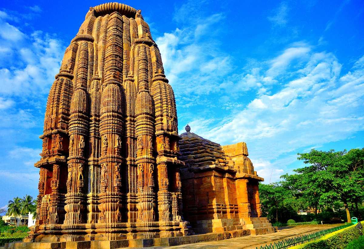 Rajarani Temple - Bhubaneswar Image