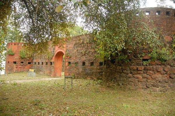 Badarpur fort - Silchar Image